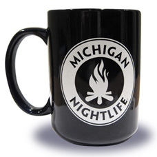 MI Nightlife Mug