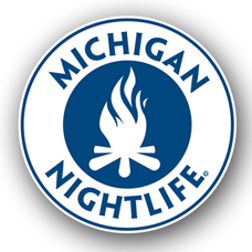 MI Nightlife Sticker