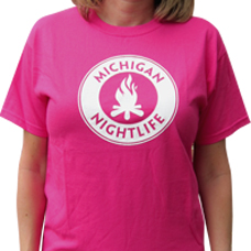 MI Nightlife Heliconia Tee